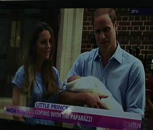 royal baby edit